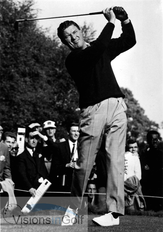 PETER THOMSON 1965<br /> <br /> Picture Credit: &copy;Visions In Golf / Michael Hobbs / Mark Newcombe