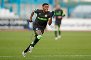 Forest Green Rovers midfielder Reece Brown (10) in action  during the EFL Sky Bet League 2 match between Carlisle United and Forest Green Rovers at Brunton Park, Carlisle, England on 24 November 2018.