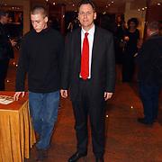 Harpengala 2003, Staatssecretaris Cees van Leeuwen en zoon