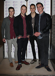 DON BROCO attends the James' Jog-on to Cancer charity fundraiser, Kensington Roof Gardens, April 3, 2013 in London, England. Photo by: i-Images..