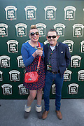 30/04/2014. Mary and Paul Grealish from The King's Head  at the Jameson Cult Film Club screening of The Usual Suspects in the Black Box Galway. <br />  .Photo:Andrew Downes