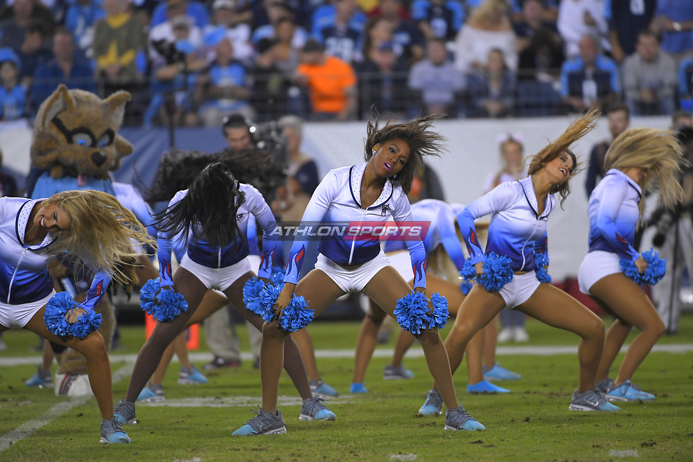 Tennessee Titans Cheerleaders Athlon Sports