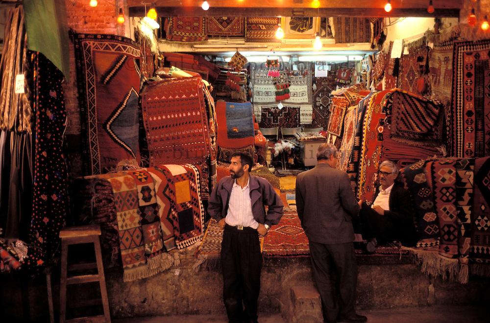 Carpet bazar - Shiraz - Iran