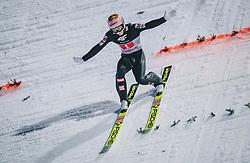 06.01.2020, Paul Außerleitner Schanze, Bischofshofen, AUT, FIS Weltcup Skisprung, Vierschanzentournee, Bischofshofen, Finale, im Bild Stefan Kraft (AUT) // Stefan Kraft of Austria during the final for the Four Hills Tournament of FIS Ski Jumping World Cup at the Paul Außerleitner Schanze in Bischofshofen, Austria on 2020/01/06. EXPA Pictures © 2020, PhotoCredit: EXPA/ JFK