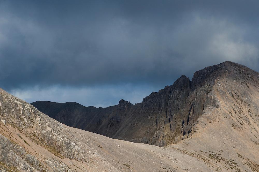 Beinn Eighe ridge, Wester Ross, Scotland