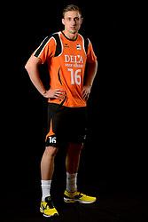 25-04-2013 VOLLEYBAL: NEDERLANDS MANNEN VOLLEYBALTEAM: ROTTERDAM<br /> Selectie Oranje mannen seizoen 2013-2014 / Robin Overbeeke<br /> ©2013-FotoHoogendoorn.nl