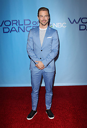 Photo Op with the cast of World of Dance - Universal City. 30 Jan 2018 Pictured: Derek Hough. Photo credit: Jaxon / MEGA TheMegaAgency.com +1 888 505 6342