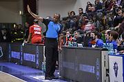 DESCRIZIONE : Eurocup 2015-2016 Last 32 Group N Dinamo Banco di Sardegna Sassari - Szolnoki Olaj<br /> GIOCATORE : Joseph Bissang<br /> CATEGORIA : Arbitro Referee Before Pregame<br /> SQUADRA : Arbitro Referee<br /> EVENTO : Eurocup 2015-2016<br /> GARA : Dinamo Banco di Sardegna Sassari - Szolnoki Olaj<br /> DATA : 03/02/2016<br /> SPORT : Pallacanestro <br /> AUTORE : Agenzia Ciamillo-Castoria/L.Canu