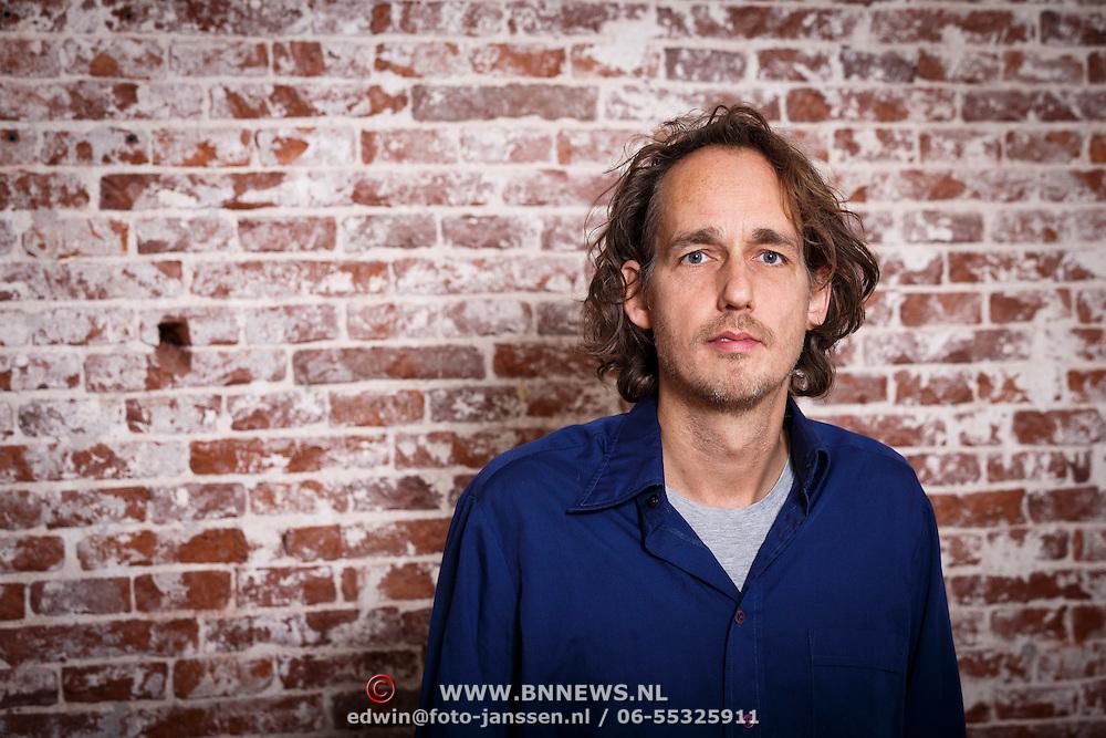 NLD/Amsterdam/20130116 - Richard Zijlma, Directeur Amsterdam Dance Event, ADE