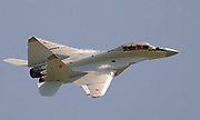 Mikoyan MiG-35D (Fulcrum-F) is a Russian multirole fighter that is designed by Mikoyan, a division of the United Aircraft Corporation (UAC).