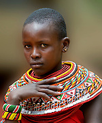Samburu girl.