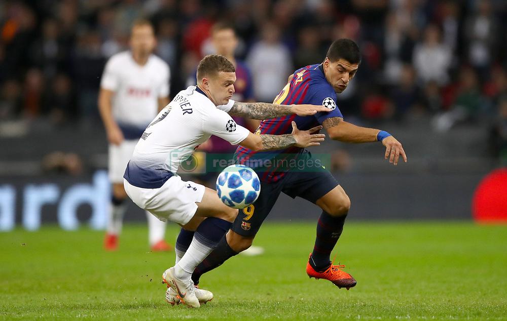 صور مباراة : توتنهام - برشلونة 2-4 ( 03-10-2018 )  38928491