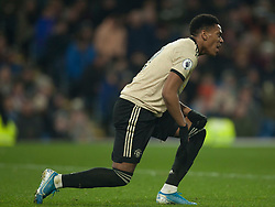 Anthony Martial of Manchester United looks dejected - Mandatory by-line: Jack Phillips/JMP - 28/12/2019 - FOOTBALL - Turf Moor - Burnley, England - Burnley v Manchester United - English Premier League