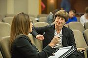 Saturday at Winthrop Rockefeller Institute during the Social Entrepreneurship workshop on Petit Jean Mountain