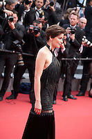Actress Laetitia Casta at the Closing ceremony and premiere of La Glace Et Le Ciel at the 68th Cannes Film Festival, Sunday 24th May 2015, Cannes, France.