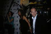 Freddie Ljungberg, Launch of French 77 by Puma. Claridges. 19 April 2007.  -DO NOT ARCHIVE-© Copyright Photograph by Dafydd Jones. 248 Clapham Rd. London SW9 0PZ. Tel 0207 820 0771. www.dafjones.com.