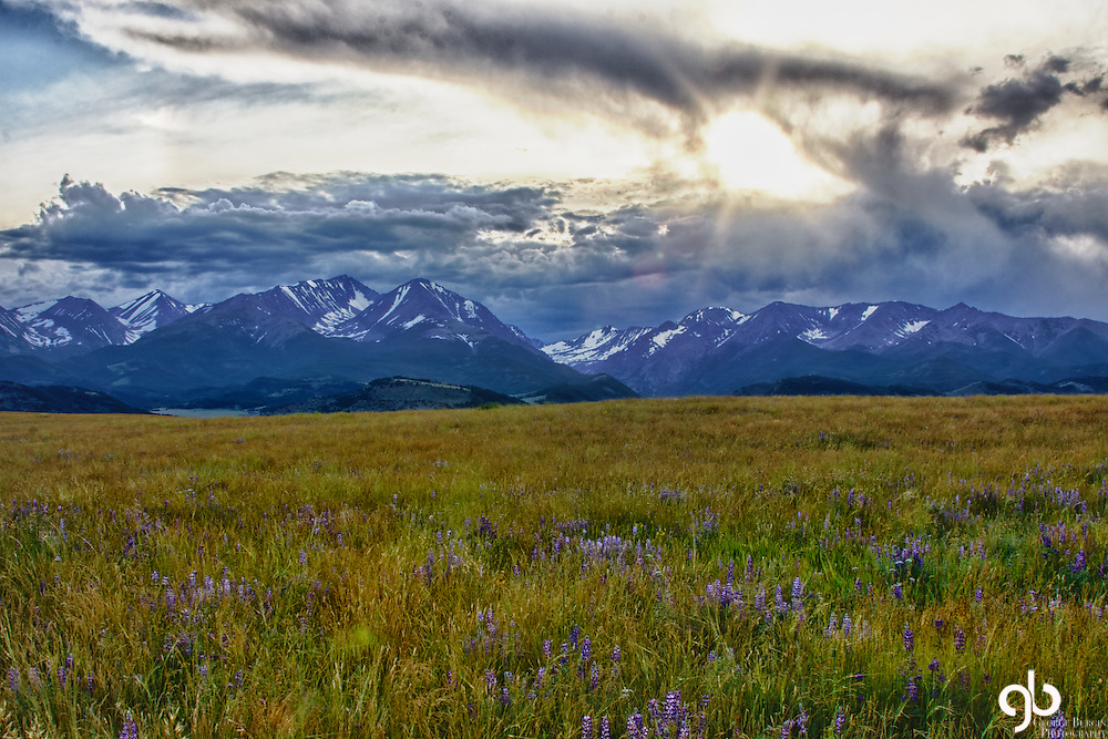There's a small mountain range north of Big Timber, Montana that is absolutely pristine.  It's one of my favorite places on earth.