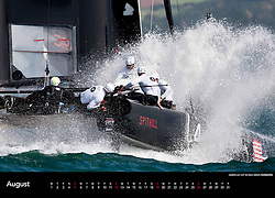 The 2012 limited edition Wall Calendar with images taken at various events around the world, including the Louis Vuitton Trophy, AC45 America's Cup World Series, Super Yacht Cup and the Delta Lloyd Olympic regatta is available in the store. http://www.sandervanderborch.com/store.asp