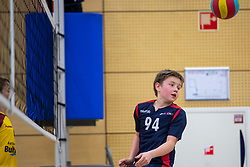 31-03-2019 NED: Final D Volleybaldirect Open, Wognum<br /> 16 teams of girls and boys D competed for the Dutch Open Championship / Zovoc