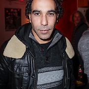 NLD/Amsterdam/20121121 - Presentatie deelnemers comedy avond Lulverhalen, Omar Ahaddef