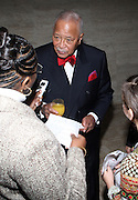 Mayor David N. Dinkins at The Amsterdam News 100th Anniversary Gala held at the David H. Koch Theater at Lincoln Center on November 30, 2009 in New York City. © Terrance Jennings / Retna Ltd.