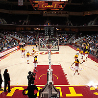 USC W Basketball Exhibition v Concordia