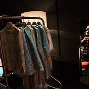 Presentation de 10x10AnItalianTheory by Alessandro Enriquez, a la semaine de la mode de MIlan