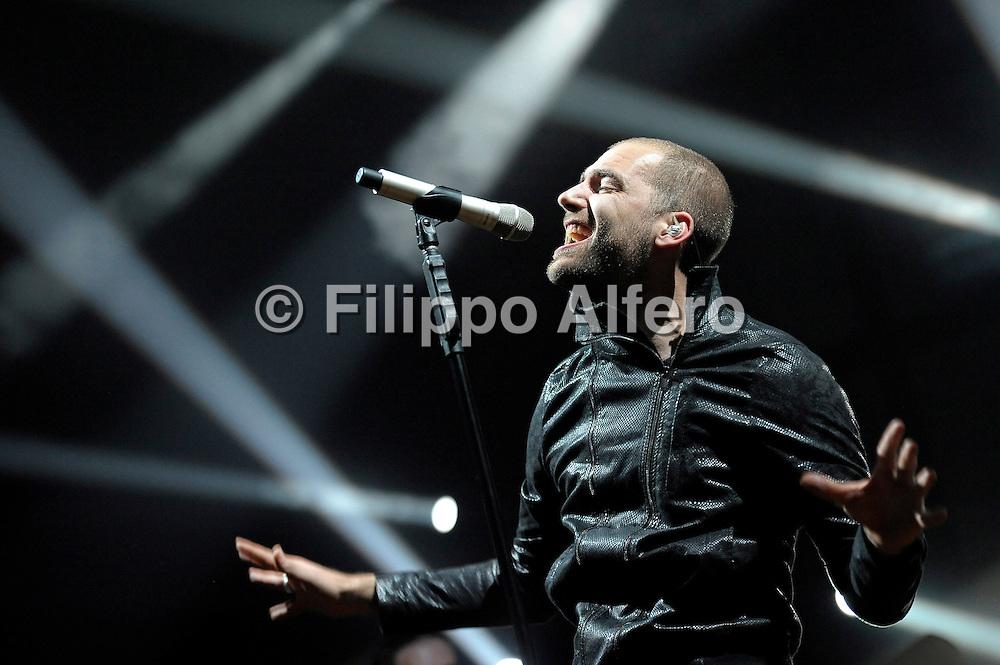 &copy; Filippo Alfero<br /> Reply xmas 11 Milano<br /> Milano, 22/12/2011<br /> Nella foto: i Planet Funk in concerto
