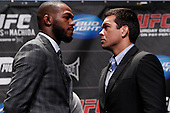 UFC 140 Press Conference