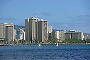 Hilton Hawaiian Village, Waikiki, Oahu