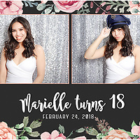 Marielle @ 18 PhotoBooth