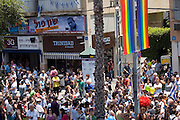 Israel, Tel Aviv, Gay Pride Parade, June 2007