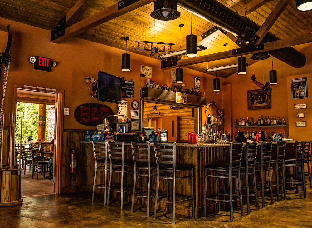 Landmark @ The Creek Bar and Restaurant 1177 E. Highway 260 Christopher Creek Loop Payson, AZ 85541 Christopher Creek Arizona\