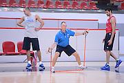 DESCRIZIONE : Kayseri Allenamento Qualificazioni Europei 2013 <br /> GIOCATORE : Cusin Gigli<br /> CATEGORIA : allenamento <br /> SQUADRA : Italia<br /> EVENTO : Qualificazioni Europei 2013<br /> GARA : Allenamento  Italia <br /> DATA : 03/09/2012 <br /> SPORT : Pallacanestro <br /> AUTORE : Agenzia Ciamillo-Castoria/GiulioCiamillo<br /> Galleria : Fip Nazionali 2012 <br /> Fotonotizia :  Kayseri Allenamento Qualificazioni Europei 2013 <br /> Predefinita :