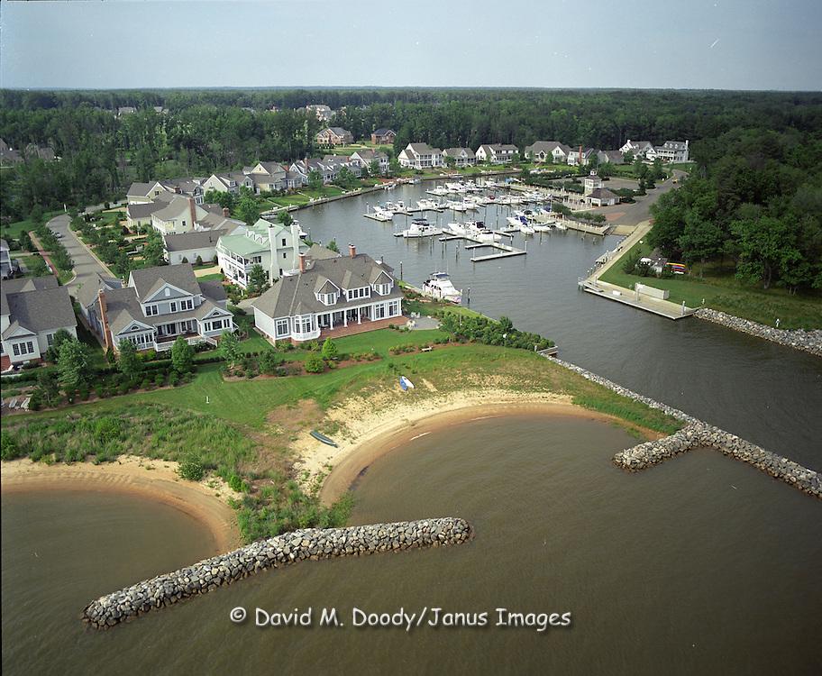 Governor's Land aerials, summer 2000