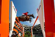 Steve Guerdat - Nino des Buissonnets<br /> Alltech FEI World Equestrian Games&trade; 2014 - Normandy, France.<br /> &copy; DigiShots