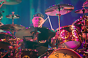 Rush performs at the American Airlines Center in Dallas on November 28, 2012.  (Stan Olszewski/The Dallas Morning News)