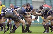 31/01/2004 Parker Pen Challenge Trophy.Bath Rugby v Beziers.Bath's forwards ...   [Mandatory Credit, Peter Spurier/ Intersport Images].