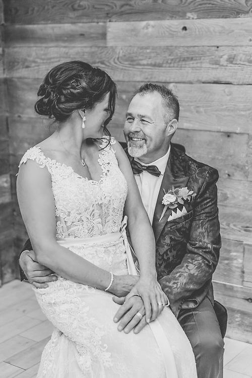 Crystal & Jack, Elora Mill Spring Wedding