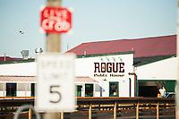 Rogue Brewery in Astoria, Oregon.