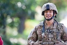 Army Asian Medic