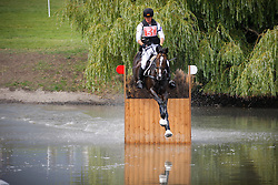 Thomsen Peter (GER) - Horseware's Cayenne <br /> Cross<br /> HSBC FEI European Championships Eventing - Malmö 2013<br /> © Dirk Caremans
