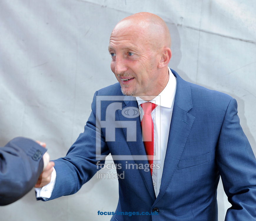 Picture by Alan Stanford/Focus Images Ltd +44 7915 056117<br />18/08/2013<br />Manager Ian Holloway of Crystal Palace before the Barclays Premier League match at Selhurst Park, London.