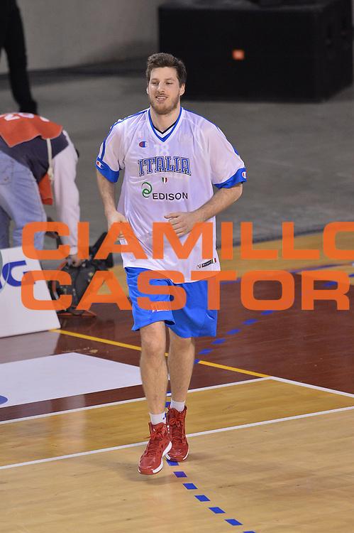 DESCRIZIONE : Ancona Beko All Star Game 2013-14 Beko All Star Team Italia Nazionale Maschile <br /> GIOCATORE : Magro Daniele<br /> CATEGORIA : Ritratto<br /> SQUADRA : All Star Team Italia Nazionale Maschile <br /> EVENTO : All Star Game 2013-14 <br /> GARA : Italia All Star Team <br /> DATA : 13/04/2014 <br /> SPORT : Pallacanestro <br /> AUTORE : Agenzia Ciamillo-Castoria/I.Mancini<br /> Galleria : FIP Nazionali 2014 <br /> Fotonotizia : Ancona Beko All Star Game 2013-14 Beko All Star Team Italia Nazionale Maschile Predefinita :