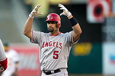 20140824 - Los Angeles Angels of Anaheim at Oakland Athletics