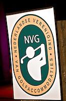 UTRECHT -  LOGO NVG , het NVG congres met als thema 'vinden& binden'. COPYRIGHT KOEN SUYK