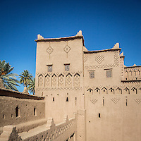 The stunning 17th century Kasbah Ameridhl appears on Morocco's 50 dirham note.