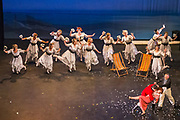 Matinee performance of Ruddigore performed by during the National Gilbert & Sullivan Opera Company in Buxton Opera House Buxton, England on Sunday 05 August 2018 Photo: Jane Stokes<br /> <br /> DIRECTOR/Vivian Coates<br /> CONDUCTOR/James Hendry<br /> CHOREOGRAPHER/Mary McDonagh<br /> <br /> CAST<br /> SIR RUTHVEN MURGATROYD (Robin Oakapple)/Bradley Travis<br /> RICHARD DAUNTLESS/David Menezes<br /> SIR DESPARD MURGATROYD/Matthew Siveter<br /> OLD ADAM GOODHEART/Stephen Godward<br /> ROSE MAYBUD/Rosanna Harris<br /> MAD MARGARET/Mae Hendorn<br /> DAME HANNAH/Gaynor Keeble<br /> ZORAH/Juliet Montgomery<br /> RUTH/Alexandra Hazard<br /> SIR RODERIC MURGATROYD/Steven Page<br /> <br /> THE CHORUS<br /> Hannah Boxall, Nicole Boardman, Rhiannon Doogan, Joanna Goldspink, Maisy Hepburn, Jennifer Parker, Julie Power, Stephanie Poropat, Eloise Waterhouse, Emma Watkinson<br /> <br /> Tom Blackwell, Andrew Brown, Peter Brooks, Stephen Fawell, Matthew Kellett, Michael Vincent Jones, Henry Smith, Jonathan Stevens, Tim Southgate<br /> <br /> PRODUCTION TEAM<br /> <br /> TOUR MANAGER/Neil Smith<br /> STAGE MANAGER/Sarah Kent<br /> ASSISTANT STAGE MANAGER/Claire Litton<br /> LIGHTING DESIGN/David Marsden<br /> WARDROBE SUPERVISOR/ David Morgan<br /> SET DESIGN/ Tin Shed Scenery<br /> REPETITEUR/Erica Gundesen