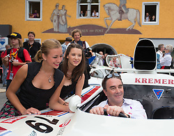 14.07.2012, Groebming, AUT, Ennstal Classic 202, Chopard Grand Prix, im Bild Nigel Mansell mit einem Porsche 917-10, Bj. 1971 // during Chopard Grand Prix at the Ennstal Classic 2012 in Groebming, Austria on 2012/07/14. EXPA Pictures © 2012, PhotoCredit: EXPA/ J. Groder