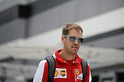 October 8-11, 2015: Russian GP 2015: Sebastian Vettel (GER), Ferrari